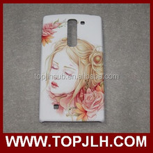Make your own design full printing sublimation phone case for lg g4