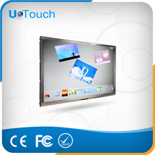 55 inch multi touch infrared lcd monitor touch screen all in one