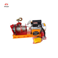 220v,380v PA electric winch electrical hoist
