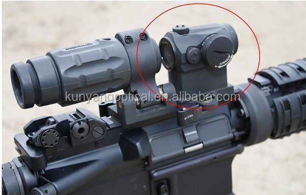 Hot selling HDR42M1-1 Airsoft tactical rifle scope optic hunting china supplier