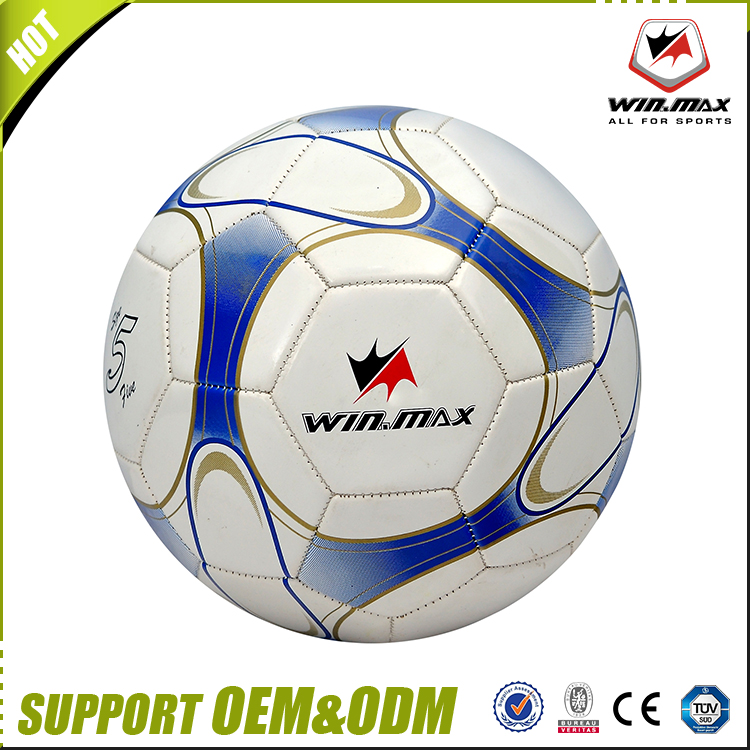Winmax cheap professional PVC football unique top quality soccer balls