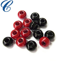 Vogue Plastic European beads with big hole