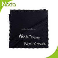 Black microfiber cloths for screen/lens/glasses