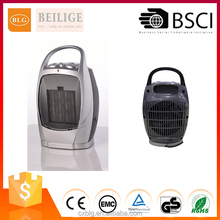 BLG electric pct heater overheat protection,ceramic heater,fan heater