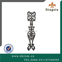 The Ornamental Cast Iron Fence Finials