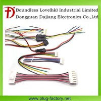 Flexible IDC Connector cable flat wire harness