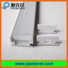 Thick diffuser cover aluminum profile for floor LED lights