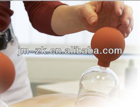 Medical beauty rubber suction bulb
