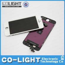 Smart Part Best Quality Accept Paypal Touch Screen Digitizer Assembly LCD Display For iPhone 5