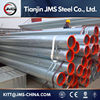 steel erw pipe and tube ! astm a53 a500 bs1387 grade b carbon steel pipe welded pre galvanized steel pipe