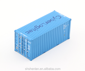 Customized container model for your business promotion