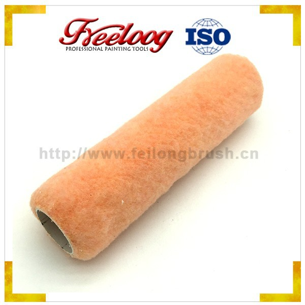 "Zhenjiang factory 9"" roller paint covers, good decorative paint runner rollers"