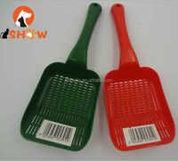 Large Plastic Cat Litter Scoop With Holes To Filter Out Litter Poop Shovel Dog