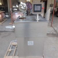 HLSG100 Rapid High Speed Wet Mixer Granulator with PLC