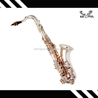 keful Bb key tenor saxophone