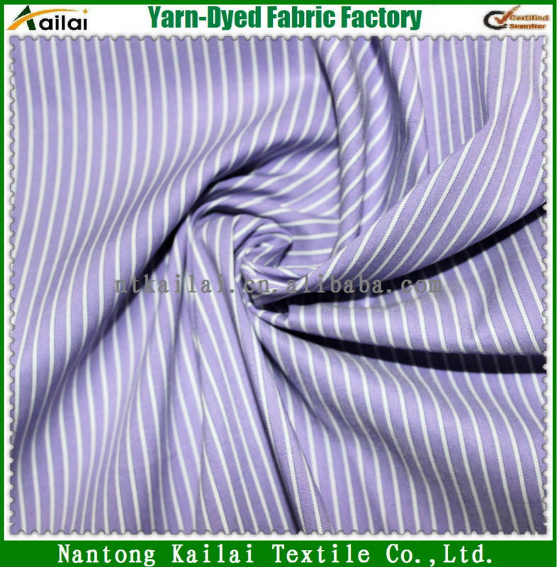 check and stripe fabric (KL13250)