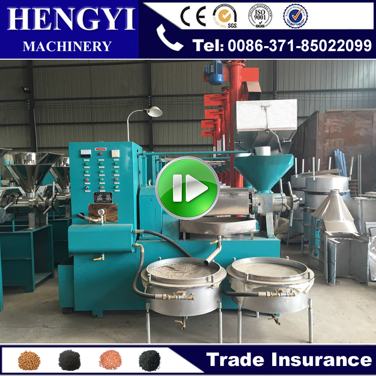 Fully automatic Well-selected mini rice bran oil mill plant/cooking corn oil making machine