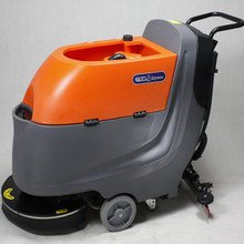 Brand new ametek motor floor scrubber for family use