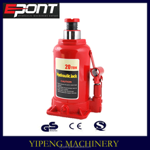 high lift 20 ton hydraulic bottle jack for sale