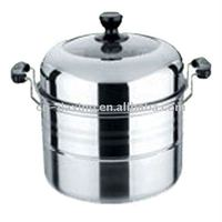 JX-SB stainless steel steam cooking pot