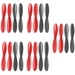 Hubsan H107L H107C H107D main blades props Propellers for X4 Quadcopter