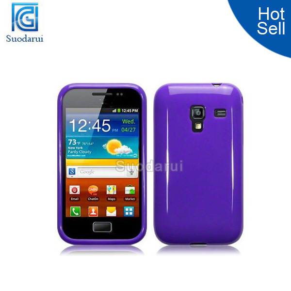 Shinny TPU Gel Protective Case for Samsung Galaxy Ace Plus S7500