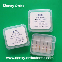 Mixed Colors Endodontic Endo Files Dental Protaper Files