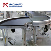 Motorized Blocks Conveying Solution Mobile Belt Conveyor