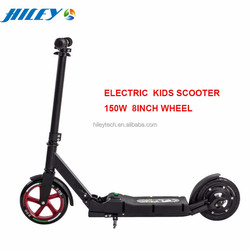 MAXSPEED CEl 150W Lithium Battery Lightweight Electric Kids 2 Wheel Folding Mobility Scooter