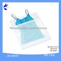 White Mesh Washing Bag Ziper Closure