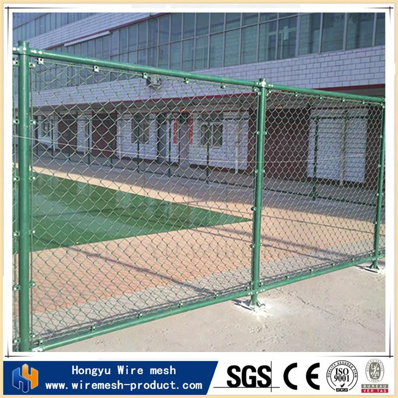 cheap chain link dog kennels stainless steel diamond mesh chain link fence panels