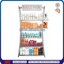 TSD-M137 Custom retail store high quality furnitures for cosmetic display,cosmetic shelving rack,hair salon display shelf