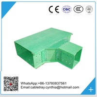 FRP GRP cable tray reducer