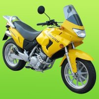 400cc EPA & EEC New Motorcycle (Xy400gy)