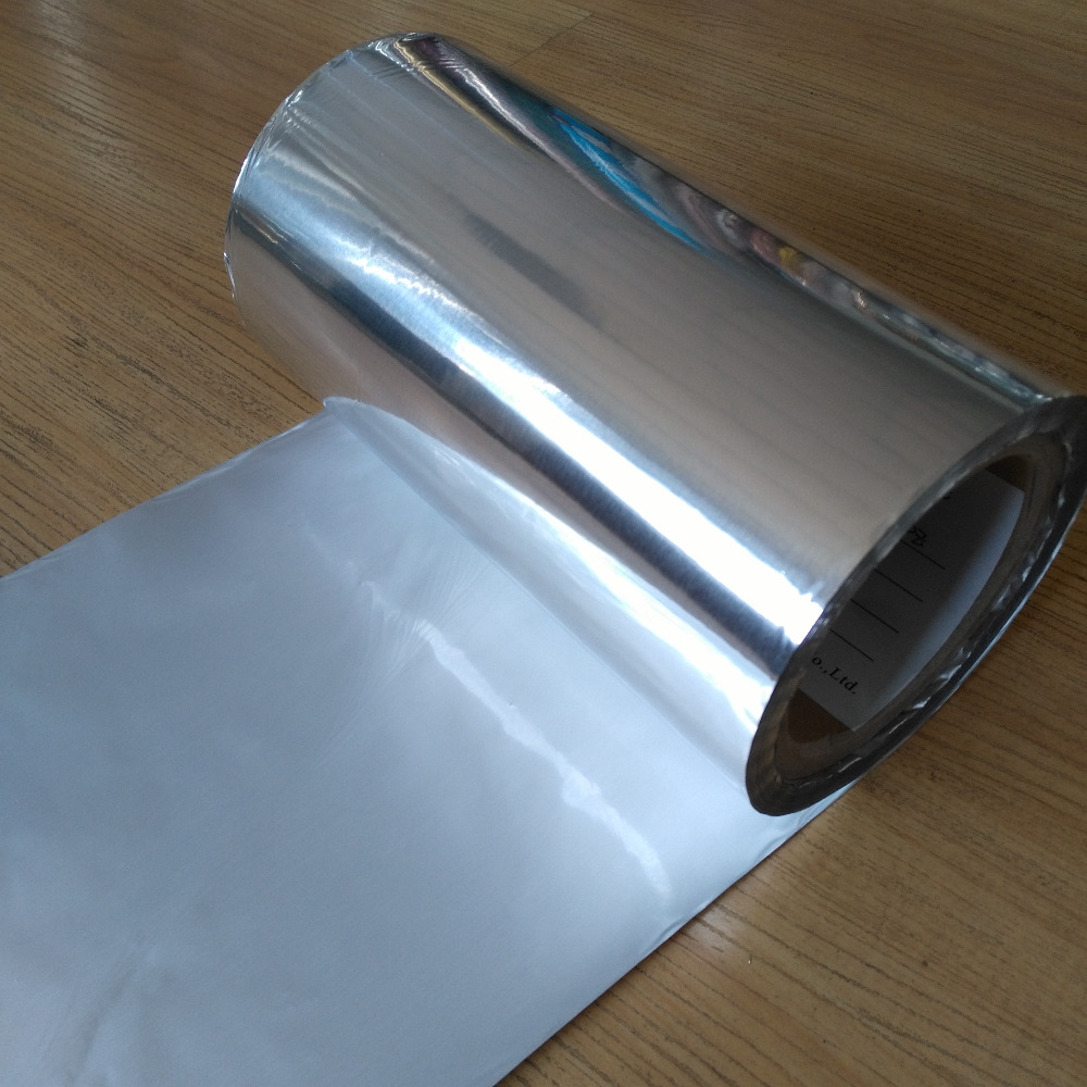 polyethylene terephthalate/aluminum foil/polyethylene laminated films for water supply