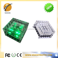 home garden outdoor pavement led light / led solar brick paver light