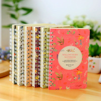 Green Forest Plants Flowers Weekly Planner