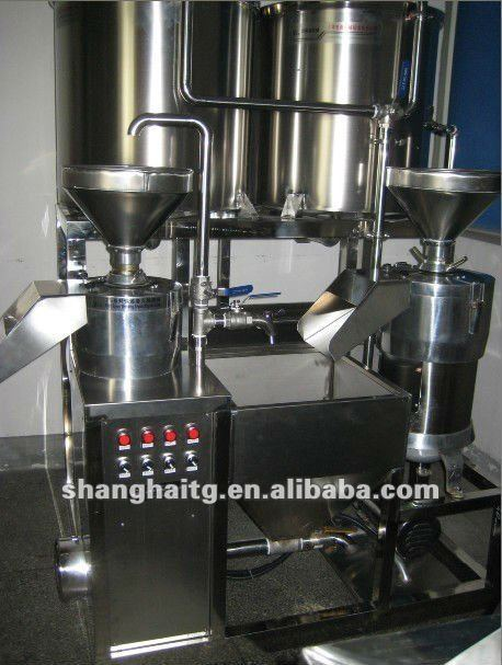 TG-150 Soybean milk making machine and bean curd maker