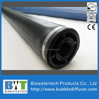 BWT sewage treatment tube micro bubble diffuser/fine bubble tube diffuser/fine micro bubble diffuser