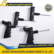 Car Bike Auto tubeless Tire Repair Kit Tyre Puncture Plug Repair Tool Kit Puncture Tubeless Tire Plug Repair Tool