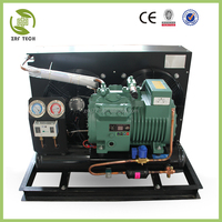 3 ton dry r22 condenser unit of cold room for eggs