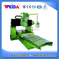 X2010 China Fixed beam planer or gantry type milling machine