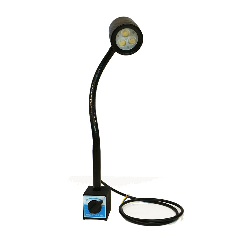 ONN-M3M LED Flexible Gooseneck Magnetic Work Light