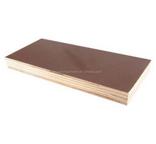 18mm black fim faced plywood, TWO TIME HOT PRESSED best quality plywood