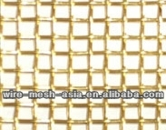 High quanlity Brass Mesh for shield/filter/sieve/battery Gold supplier export high quality Brass Mesh