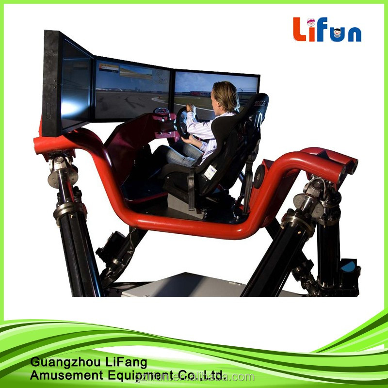 360 motion Racing Simulator Car,Racing Car Simulator