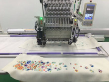 Single Head Cap/ Hat T-shirt Brother type Embroidery Machine