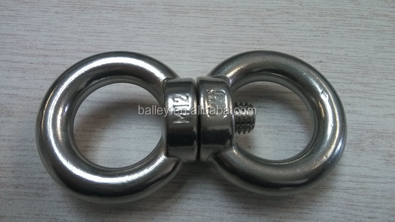 JCD Rigging Hardware lifting eye bolts