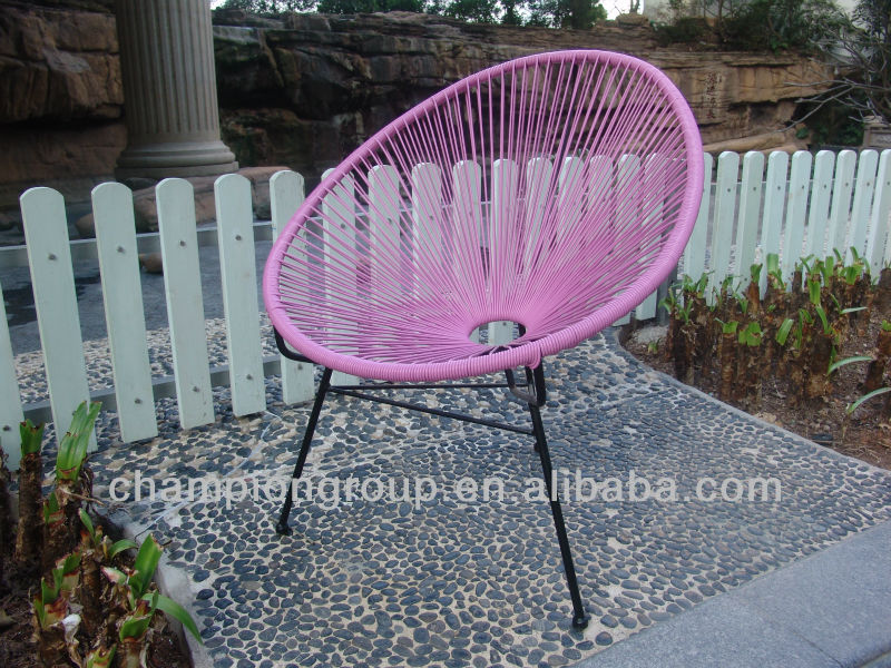 Replica Acapulco chair for outdoor