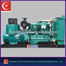 YC6G Powerful air-cooled silent diesel generator